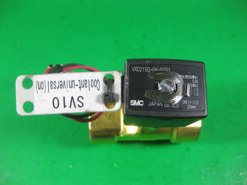 [해외] 공압 발브 SMC VXD2150-06T-5GS1  valve, media (n.c), VXD/VXZ 2-WAY MEDIA VALVE