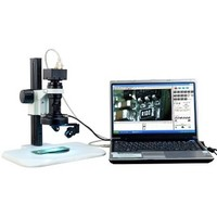 [해외] OMAX 3D 360 Rotary USB Industrial Inspection Microscope with Zoom Ratio of 7:1