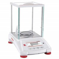 [해외] Ohaus PX225D Pioneer Semi-Mirco Analytical Balance, 82/220g x 0.00001/0.0001g, Internal Calibration with Draftshield