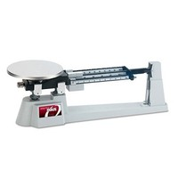 [해외] OHAUS 760-00 Triple Beam Mechanical Balance with Stainless Steel Plate and 225-g Tare