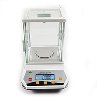 [해외] 200/0.001g 1mg Digital Analytical Balance Weighing Precision Lab Scale 110V