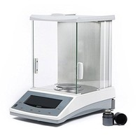 [해외] 200g x 0.1mg 0.0001g Digital Analytical Balance Lab Precision Scale from U.S. Solid