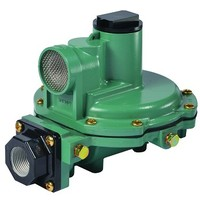 [해외] Emerson-Fisher LP-Gas Equipment R622-DFF 2nd Stage Regulator, 9-13 W.C Spring, 3/4 x 3/4 NPT