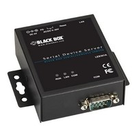 [해외] 1-Port 10/100 Device Server, RS-232/422/485, DB9 M