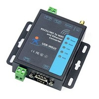 [해외] BGNing USR-W610 Serial to WiFi Ethernet Wireless Converter RS232 RS485 Serial Server Support WatchDog Modbus Gateway TCP UDP