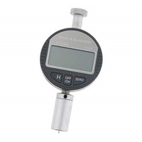 [해외] Baosity Digital Durometer Hardnes Tester Meter for Rubber, Plastic, Leather LX-A