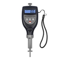 [해외] FHT-15+USB Data Cable with Software Handheld Fruits Hardness Testing Meter Sclerometer Tester
