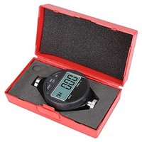 [해외] 100HD A Digital Durometer Shore Rubber Hardness Tester with LCD Display Meter