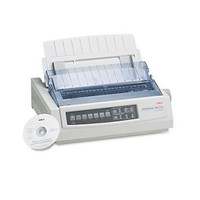[해외] OKI 62411901 Microline 390 24-Pin Dot Matrix Turbo Printer