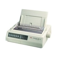 [해외] Oki MICROLINE 320 Turbo Dot Matrix Printer - 435 cps Mono - 288 x 144 dpi - Parallel, USB - 62411603 by Oki Data