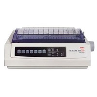 [해외] OKIDATA * Microline 320 Turbo Serial 9-Pin Dot Matrix Printer, Sold as 1 Each