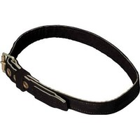 [해외] Miller by Honeywell 6414N/MBK Nylon Safety Body Belt with 1-3/4-Inch Webbing, Medium, Black