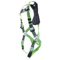 [해외] Miller RPY-QC/UGN Revolution Harness with Python Webbing and Quick-Connect Leg Buckles, Universal Size (Large/XL), Green